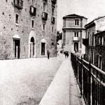 Largo Matteotti. Anni 50