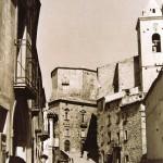 Piazza Città dell'Aquila ex Corso Umberto I. Anni 30