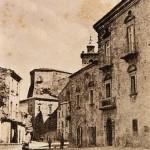Piazza Città dell'Aquila ex Corso Umberto I