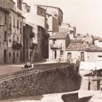 Via Vittorio Emanuele-II. Piana Carlangelo. Anni 50
