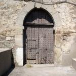 Montazzoli: la porta del Castello